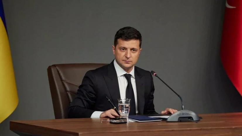 Зеленский заявил о поиске Киевом новых путей «возвращения» территорий