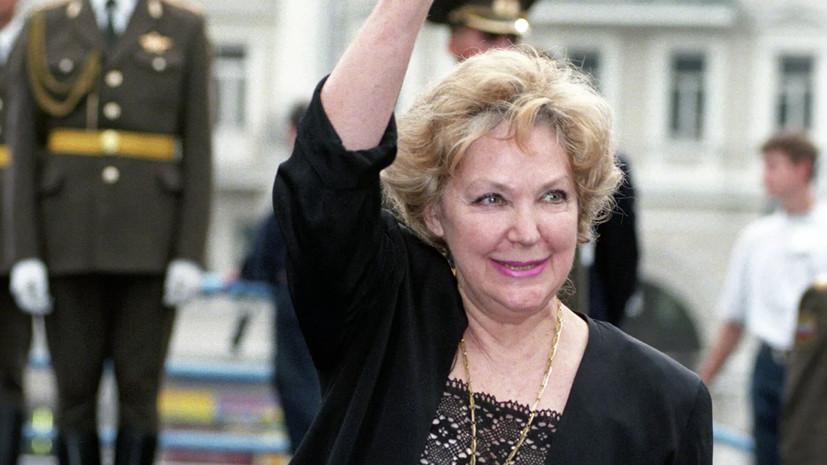 Анастасия Вертинская поделилась воспоминаниями об Ирине Скобцевой
