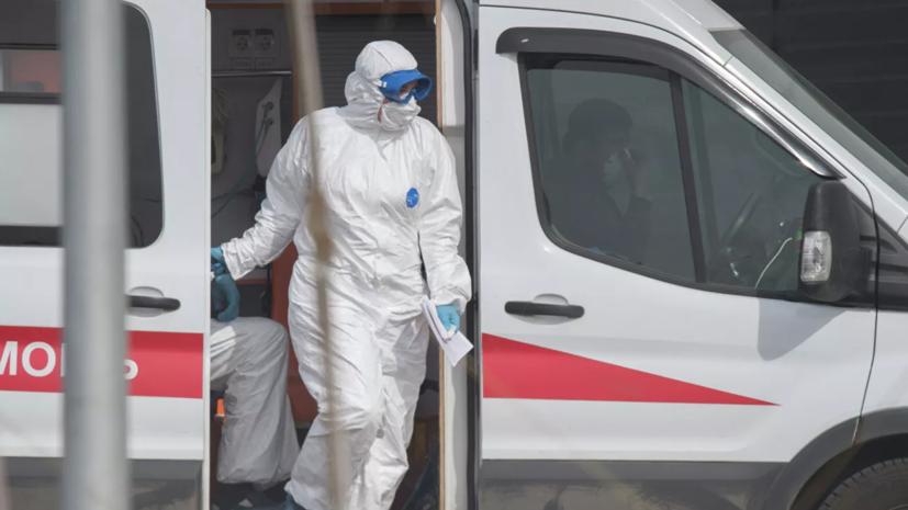 В Петербурге за сутки выявили 695 случаев заболевания коронавирусом