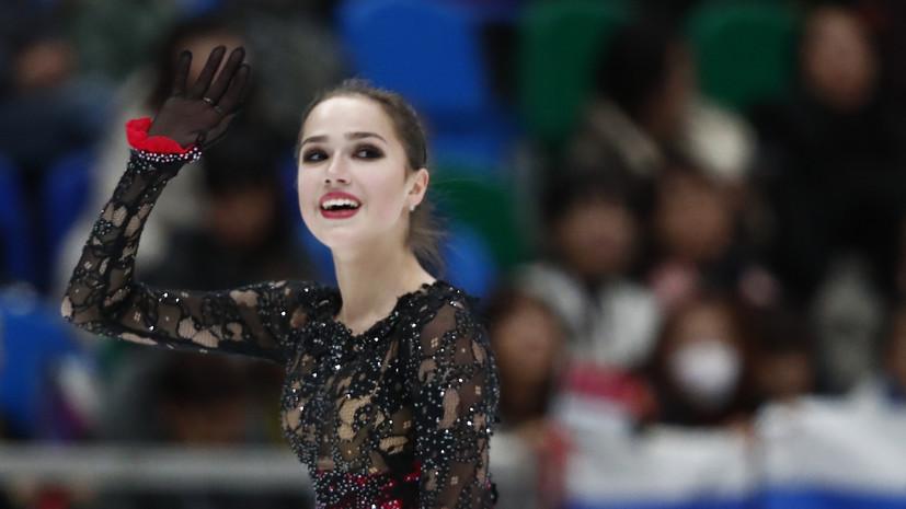 Роднина не исключает возвращения Загитовой к соревнованиям