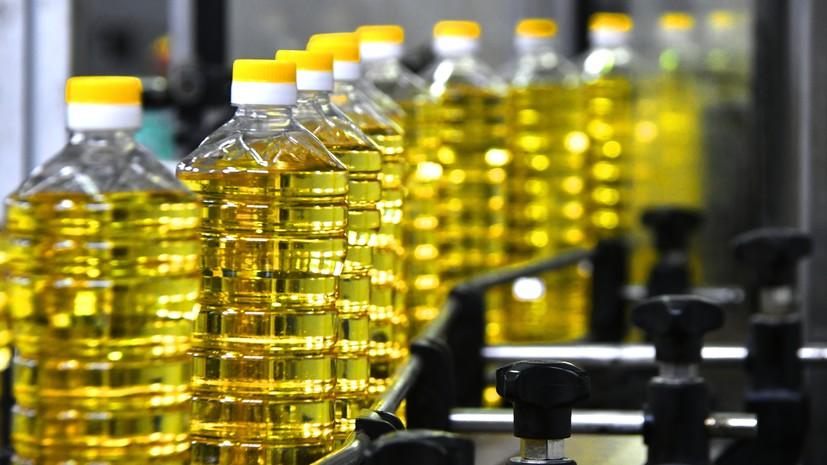 Продуктовое колебание: что могло вызвать рост цен на подсолнечное масло в России