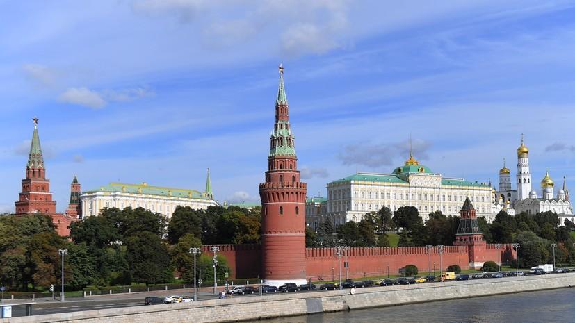 В Кремле назвали оголтелой русофобией обвинения в хакерских атаках