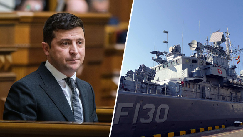 «Отрабатывая чужие интересы»: зачем Украина собирается построить две военно-морские базы