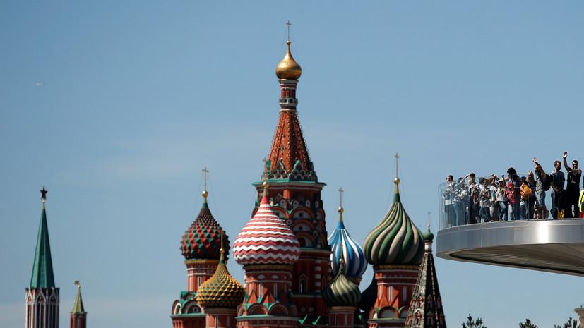 Туристические возможности Москвы представят на выставке ITB Asia 2020