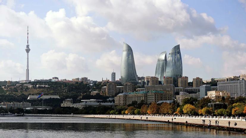 В Баку опровергли сообщения о сбитом в Карабахе самолёте