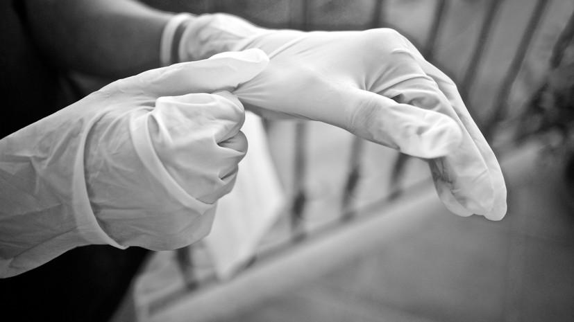 В Москву поставили почти десять миллионов использованных перчаток