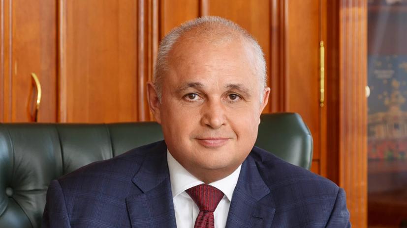 У губернатора Кемеровской области появились симптомы коронавируса