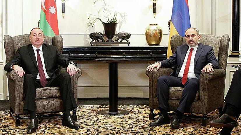 Посол Азербайджана в России оценил возможность встречи Алиева и Пашиняна