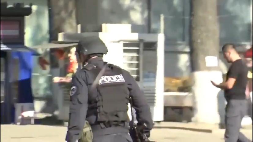 В МВД Грузии прокомментировали ситуацию с захватом банка