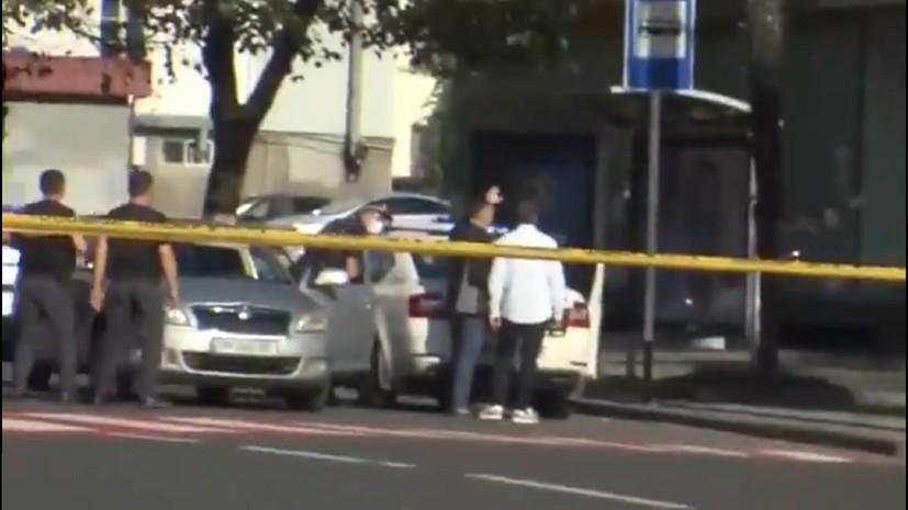 Захвативший отделение банка в Грузии освободил несколько заложников