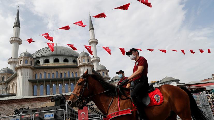 За сутки в Турции выявили 2013 новых случаев коронавируса