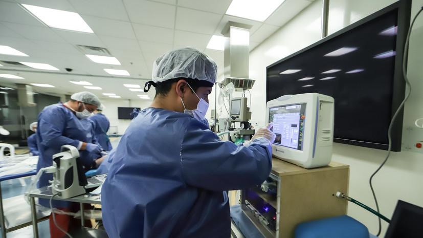 В Колумбии число выявленных случаев коронавируса превысило 981 тысячу