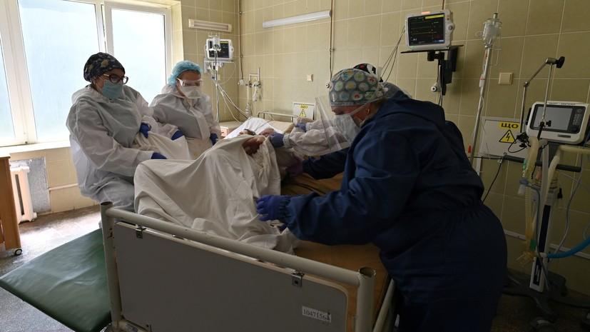 На Украине выявлено более 7 тысяч случаев коронавируса за сутки