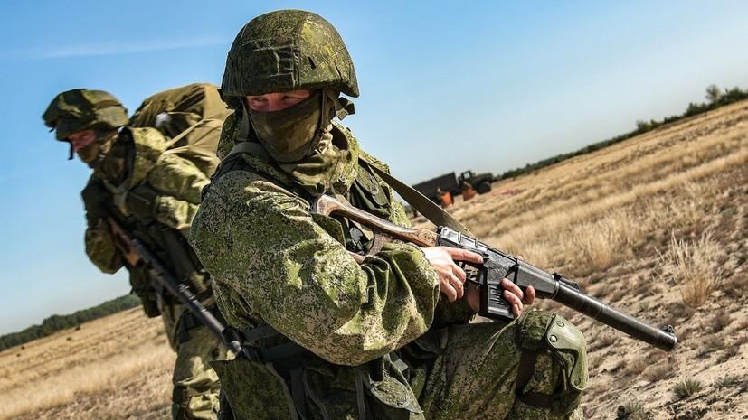 «Отрабатывается всеми подразделениями»: как российская армия совершенствует борьбу с диверсантами