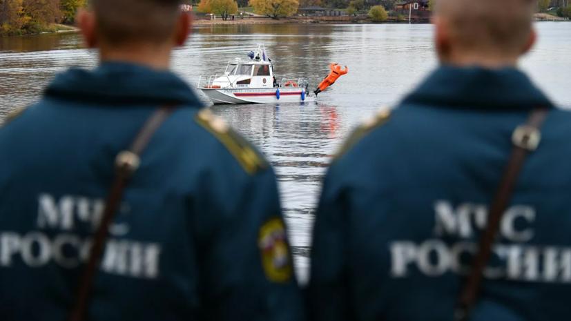 Затонувший катер с телом погибшего обнаружен в Баренцевом море