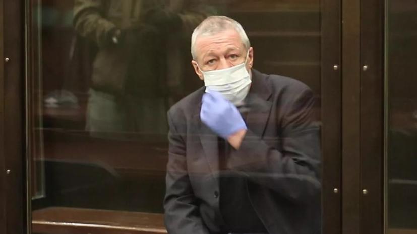 Мосгорсуд смягчил приговор Ефремову