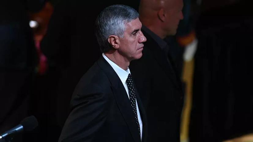СК подтвердил задержание Быкова в рамках расследования другого дела
