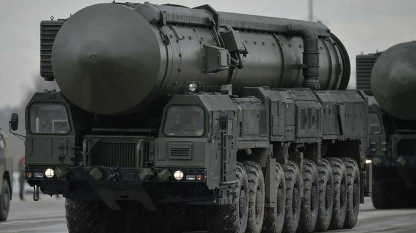 В Кремле анонсировали контакты на экспертном уровне с США по договору СНВ