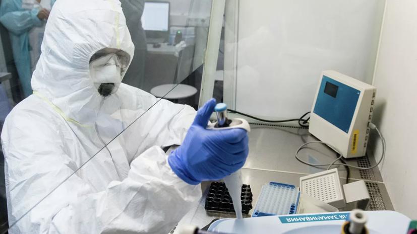 В России впервые выявили более 17 тысяч случаев COVID-19 за сутки