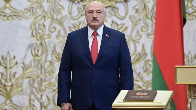 Лукашенко заявил, что в Белоруссии не будут запрещать импортную еду