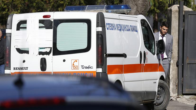 В ДТП с микроавтобусом в Болгарии пострадали двое россиян
