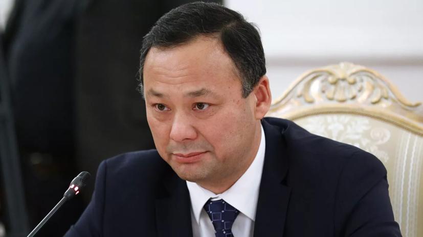 Глава МИД Киргизии пообещал ежедневную люстрацию в республике