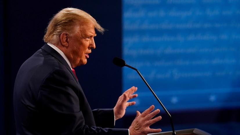 Трамп заявил о договорённости Судана и Израиля нормализовать отношения
