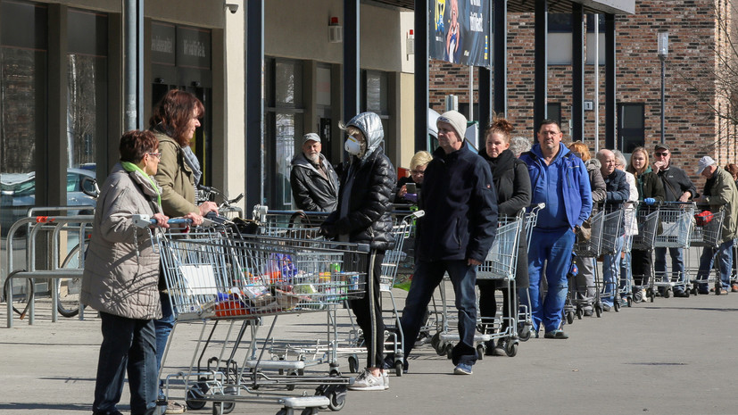 В Берлине вступили в силу ужесточённые правила ношения масок