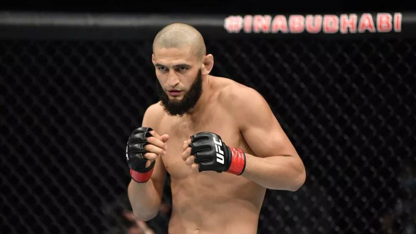 Чимаев —о главном бое UFC 254: 70 на 30 в пользу Нурмагомедова