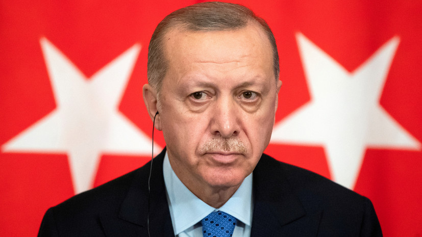 Эрдоган: совершая нападки на мусульман, Европа готовит свой конец