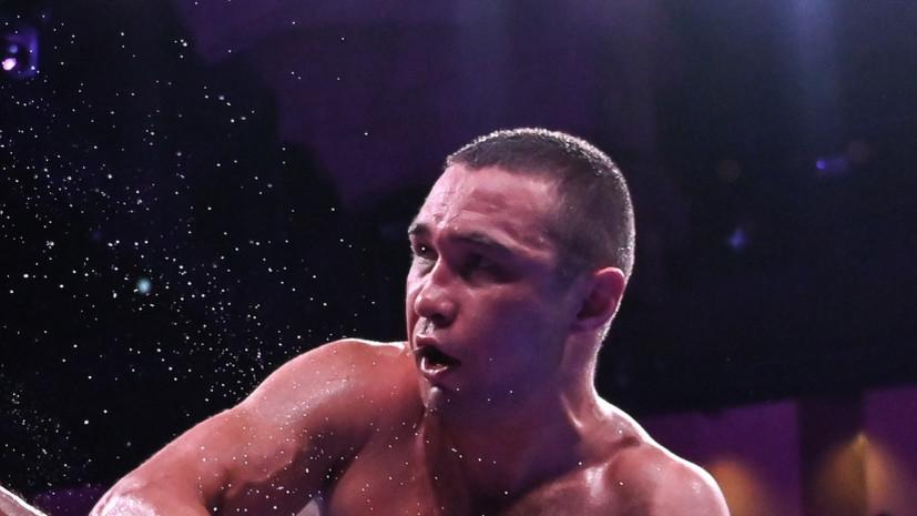 Липинец и Клейтон не выявили сильнейшего в бою за титул временного чемпиона IBF
