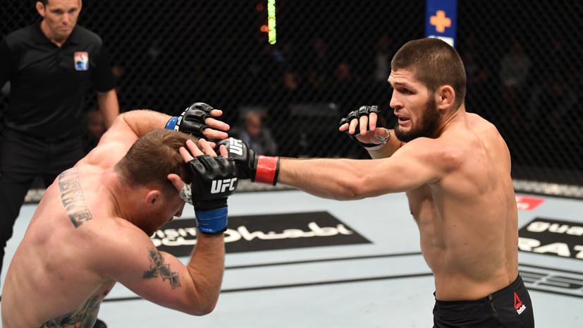 Менеджер Нурмагомедова и Гэтжи прокомментировал исход главного боя UFC 254
