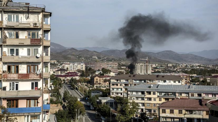 Алиев заявил о готовности Баку согласовать прекращение огня в Карабахе