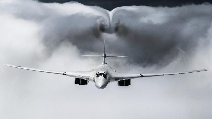 «Незаметен и почти неуязвим»: как проходит модернизация российского бомбардировщика Ту-160М2