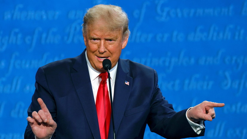 Трамп сомневается в способности Байдена конкурировать с мировыми лидерами