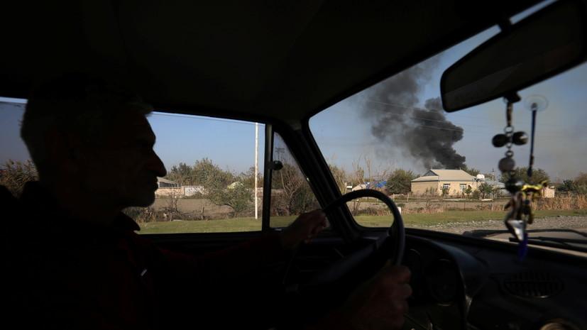 В Карабахе заявили о готовности соблюдать условия перемирия