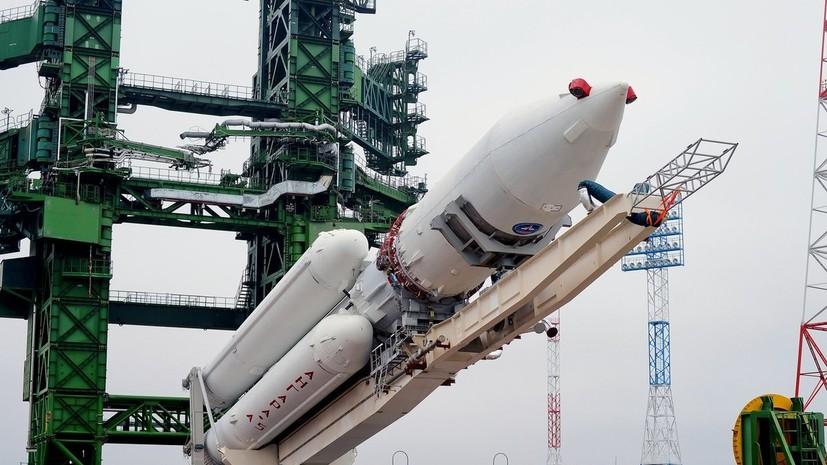 «Роскосмос» потратит 20 млрд рублей на повышение грузоподъёмности «Ангары»