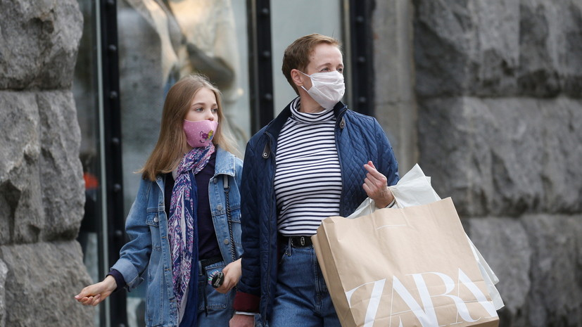 Число случаев коронавируса на Украине превысило 348 тысяч