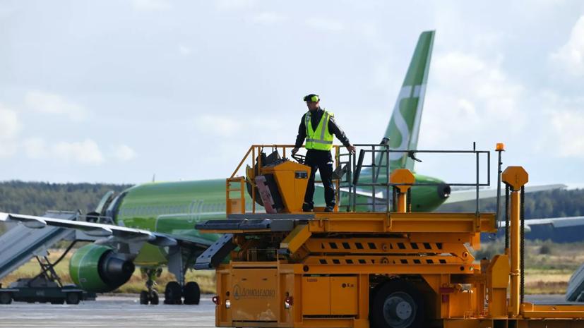 СК подтвердил возбуждение дела о халатности при реконструкции ВПП в аэропорту Домодедово