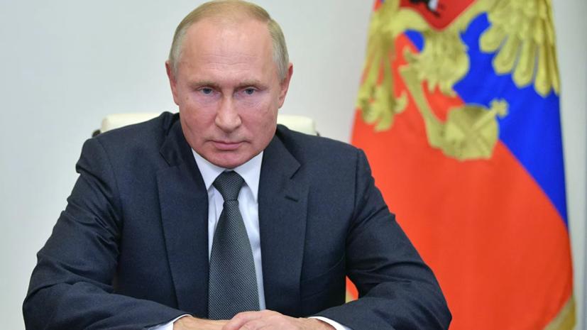 Путин заявил о готовности не размещать в Европе ракеты 9М729