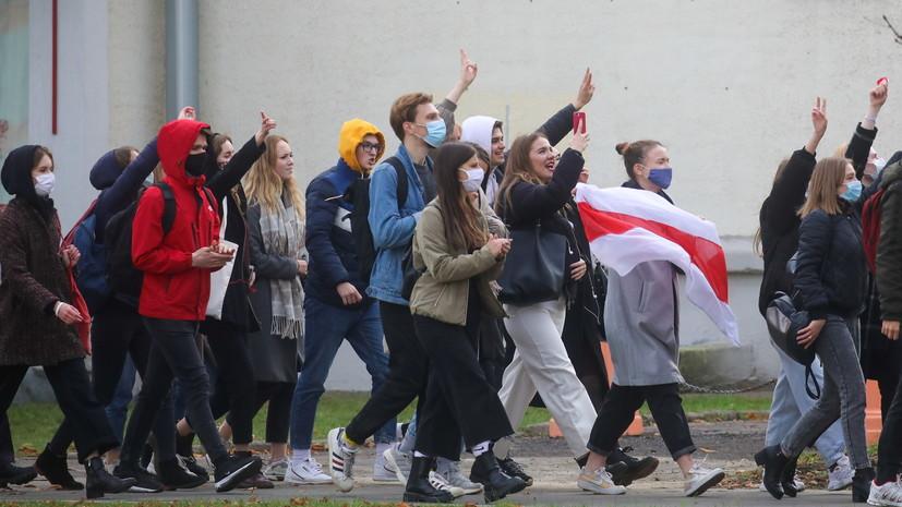 В Белоруссии оценили последствия призывов к забастовкам