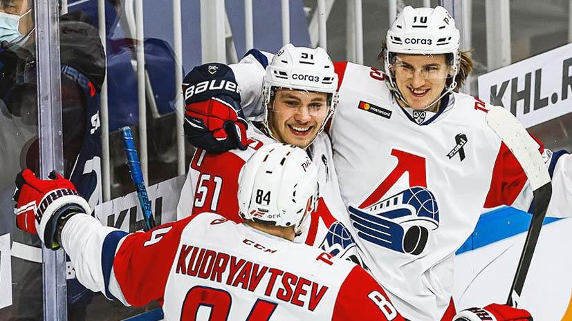 «Локомотив» разгромил «Салават Юлаев» и одержал девятую победу подряд в КХЛ