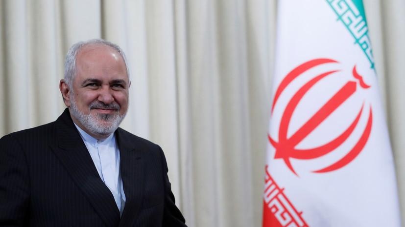 Иран призвал США «избавиться от привычки» вводить санкции