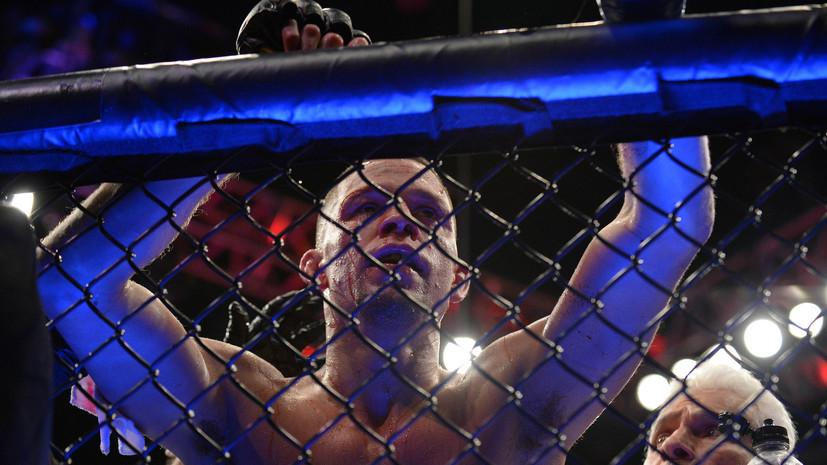 Американский боец Диаз отреагировал на завершение карьеры Нурмагомедова