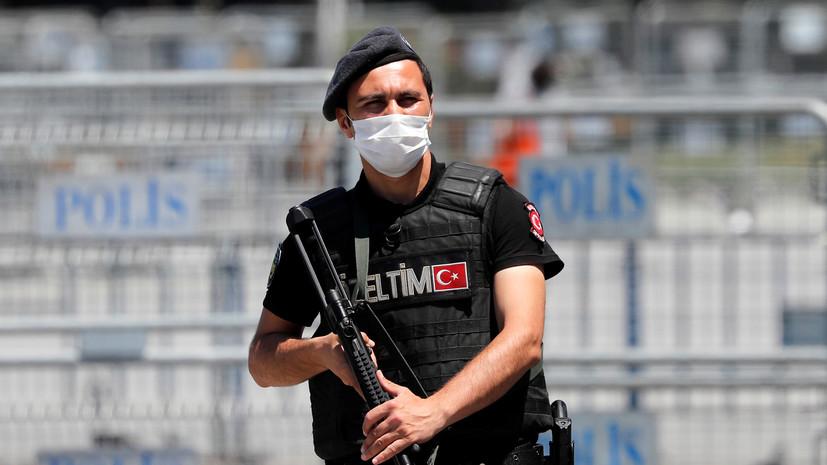 В Турции обезвредили двух террористов