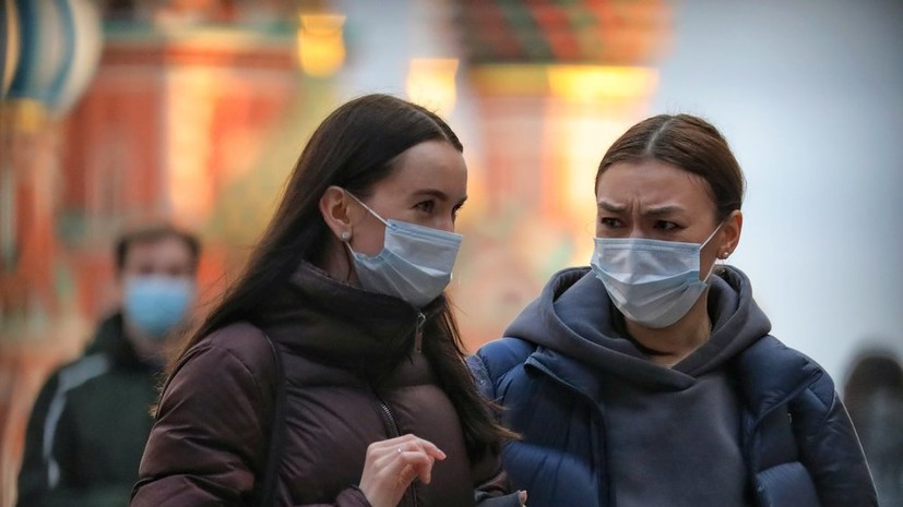 В Роспотребнадзоре дали прогноз по ситуации с коронавирусом в России