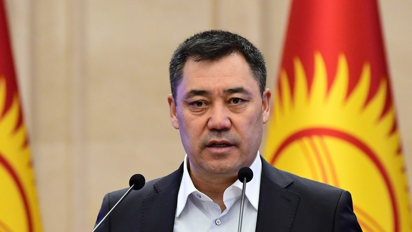 В Киргизии назначили нового секретаря Совбеза страны