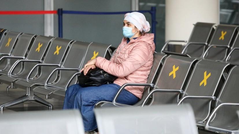 В России за сутки выявили 16 550 новых случаев коронавируса