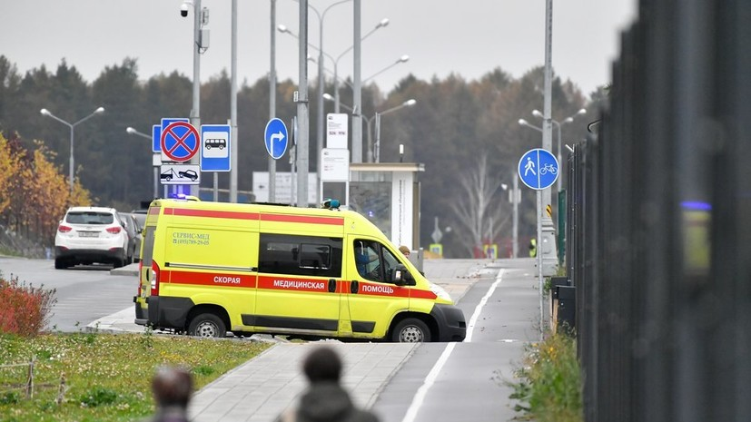 В России за сутки умерли 320 пациентов с коронавирусом
