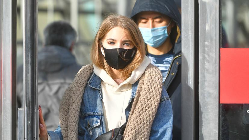 «Обеспечить ношение гигиенических масок»: Роспотребнадзор постановил ввести дополнительные меры по борьбе с COVID-19